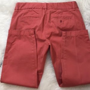 J. Crew Pants - J. Crew Salmon Scout Chino Pants